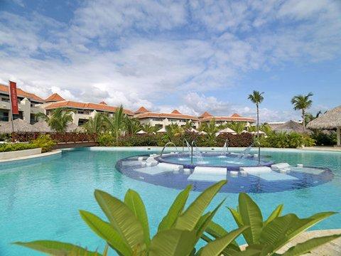 The Reserve At Paradisus Palma Real Resort All Inclusive - Normal PPalma Real Th RMain Pool Ritual