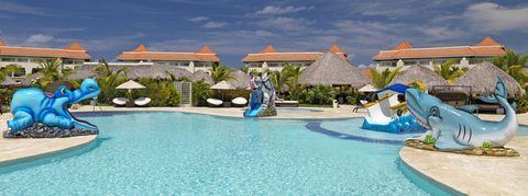 The Reserve At Paradisus Palma Real Resort All Inclusive - Normal PPalma Real Th RKids Pool