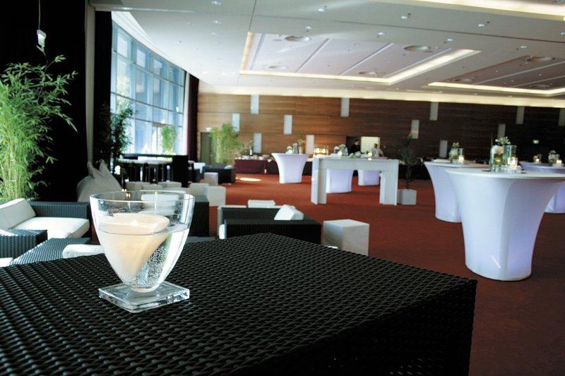 Radisson Blu Hotel Frankfurt Restauration