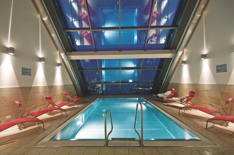 Radisson Blu Hotel Frankfurt Piscine
