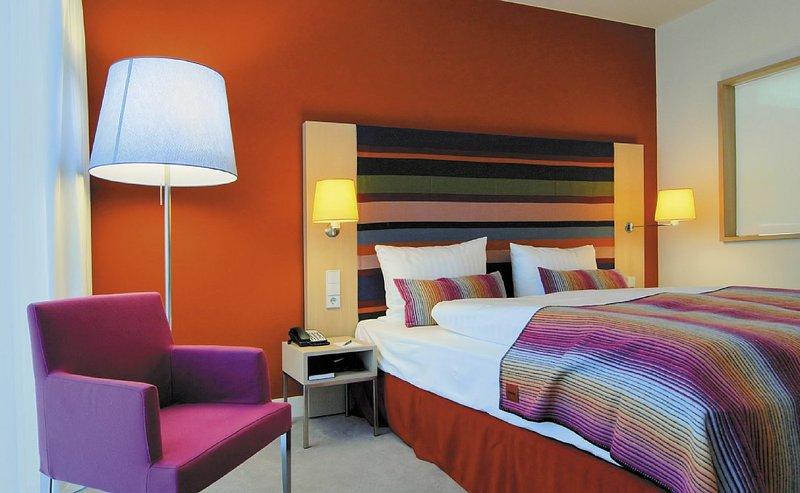 Radisson Blu Hotel Frankfurt Chambre