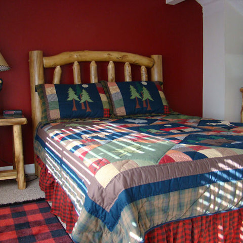 Deer Ridge Mountain Resort - Bedroom