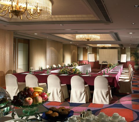 香港柏宁铂尔曼酒店 - U-Shaped set up at the function room