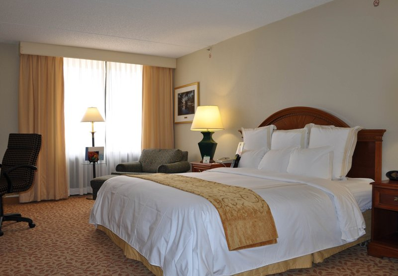 Marriott Baton Rouge Zimmeransicht