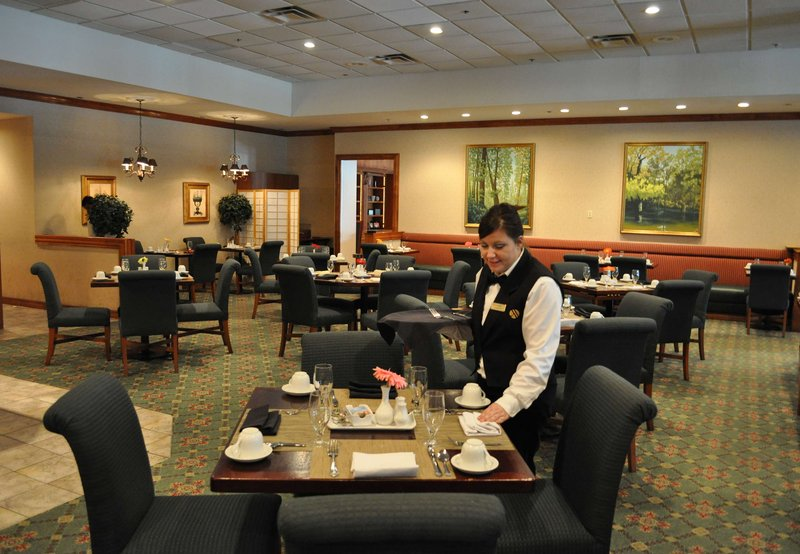 Marriott Baton Rouge Gastronomie