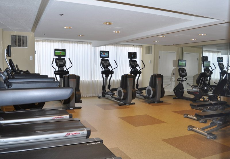 Marriott Baton Rouge Fitness Club