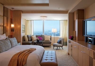 The Ritz-Carlton, Los Angeles Zimmeransicht