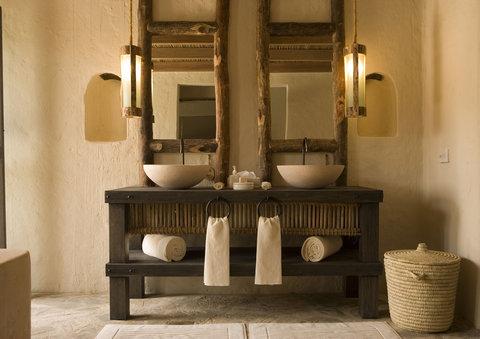 Six Senses Zighy Bay - Bathroom