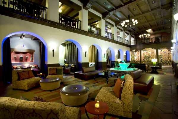 Lucia at Andaluz Hotel - Albuquerque, NM