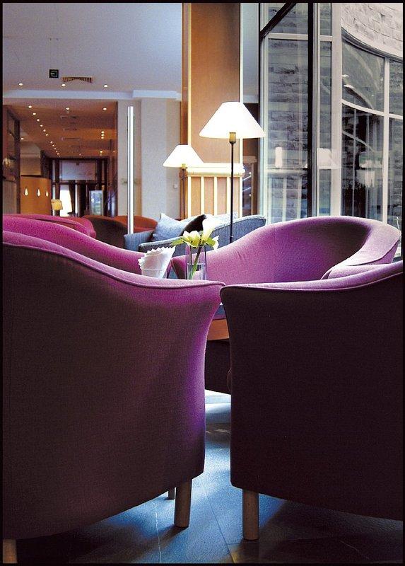 Radisson Blu Palace Hotel, Spa Lobby