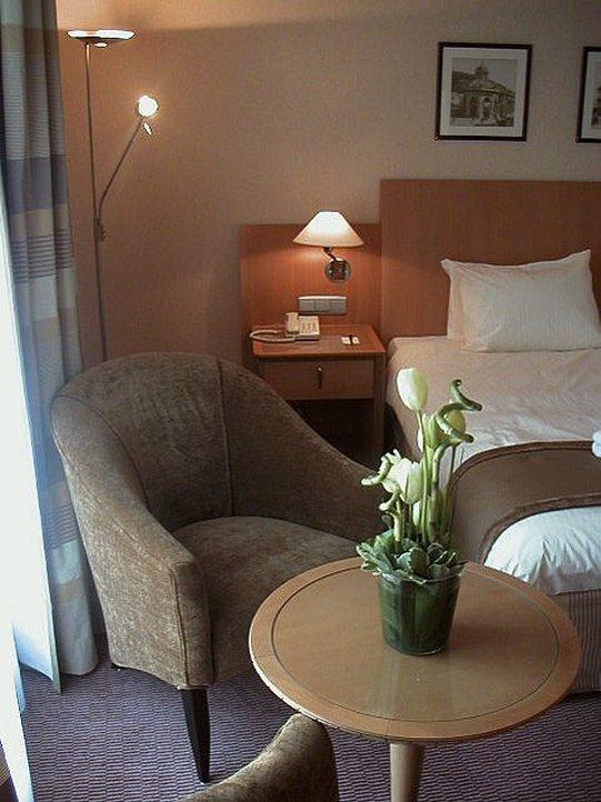 Radisson Blu Palace Hotel, Spa Chambre
