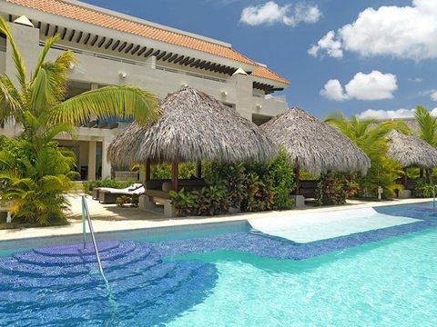 The Reserve At Paradisus Palma Real Resort All Inclusive - Normal PPalma Real Th RSwimup Ext