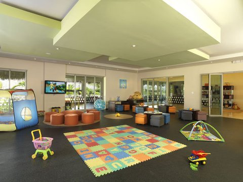 The Reserve At Paradisus Palma Real Resort All Inclusive - Normal PPalma Real Th RKids Zone Nursery