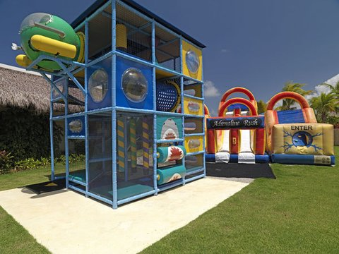 The Reserve At Paradisus Palma Real Resort All Inclusive - Normal PPalma Real Th RKids Zone Jungle Gym