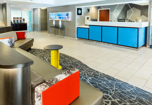 Lobby - SpringHill Suites by Marriott Brookhollow Houston