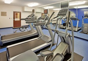 Fitness/ Exercise Room - SpringHill Suites by Marriott Brookhollow Houston