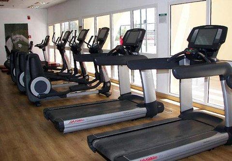 Hurghada Marriott Beach Resort - Fitness Center