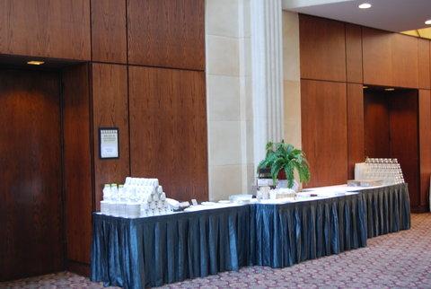 Park Inn by Radisson Dallas-Love Field, TX - Meeting Room Banquet Area