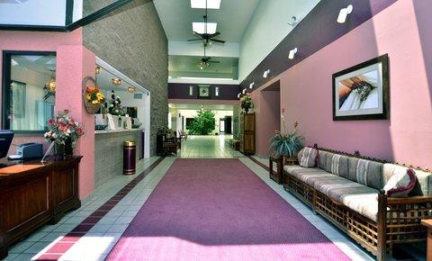 BEST WESTERN Pecos Inn - Lobby