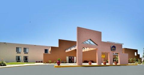BEST WESTERN Pecos Inn - Exterior