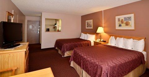BEST WESTERN Pecos Inn - Double Queen Room