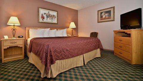 BEST WESTERN Pecos Inn - King Guest Room