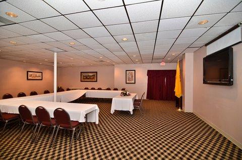 BEST WESTERN Pecos Inn - Meeting Room
