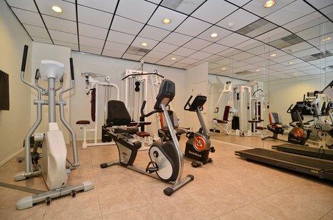 BEST WESTERN Pecos Inn - Fitness Center
