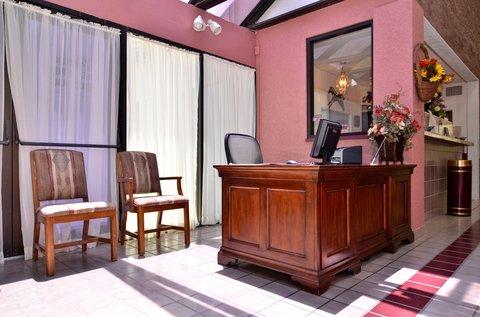 BEST WESTERN Pecos Inn - Business Center