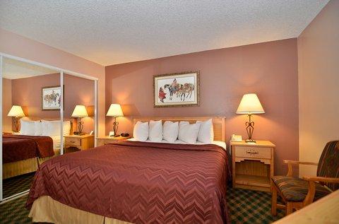 BEST WESTERN Pecos Inn - King Suite with Kitchen