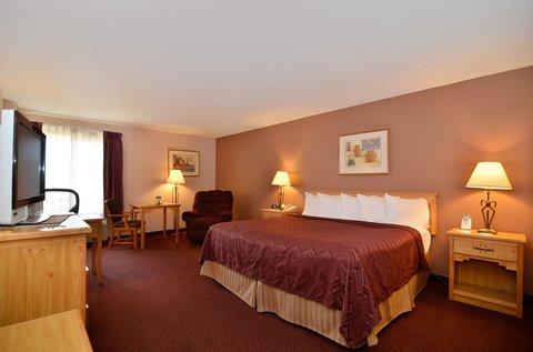 BEST WESTERN Pecos Inn - King Room