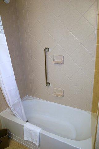 Hampton Inn-Birmingham I-65-Lakeshore Dr - Standard Bathroom