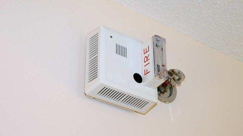 Hampton Inn-Birmingham I-65-Lakeshore Dr - Accessible Fire Alarm