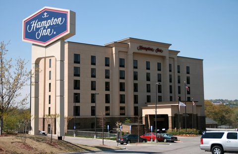 Hampton Inn-Birmingham I-65-Lakeshore Dr - You Can t Miss Us