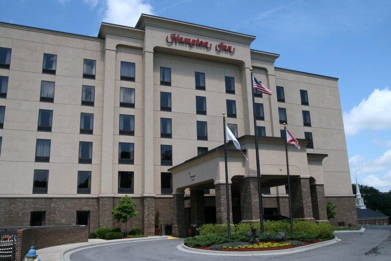 Hampton Inn-Birmingham I-65/Lakeshore Dr., AL. Exterior view