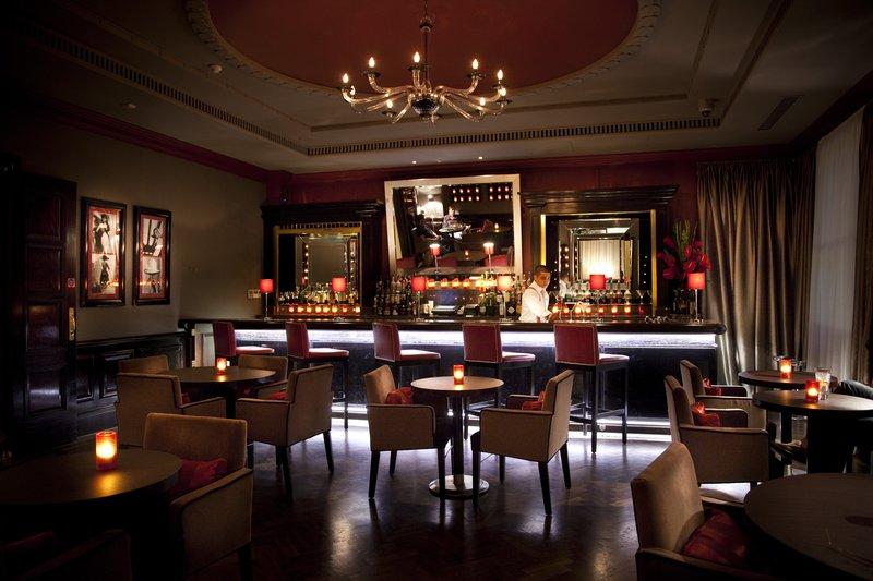 Charing Cross a Guoman Hotel Bar/salón