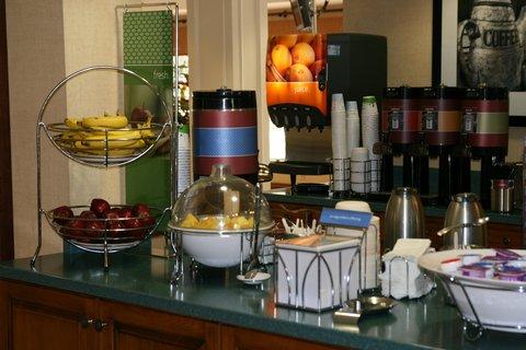Hampton Inn Naples - I-75 Hotel - Fresh Fruit
