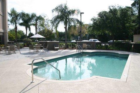 Hampton Inn Naples - I-75 Hotel - Pool