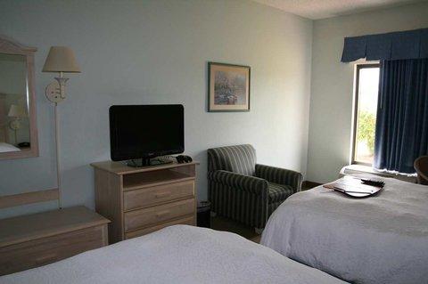 Hampton Inn Naples - I-75 Hotel - Flat Panel TV