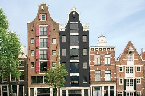 Moevenpick Hotel Amsterdam City Centre - Amsterdam Canal Houses