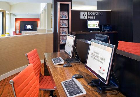 Courtyard Fresno - Business Center