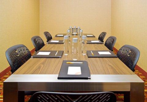 Courtyard Fresno - Meeting Room