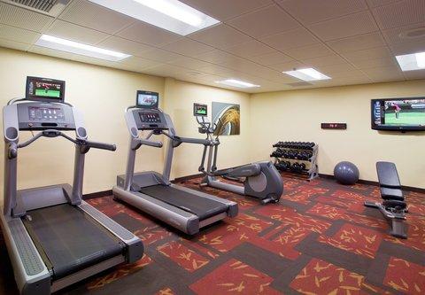 Courtyard Fresno - Fitness Center