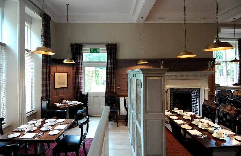 The William Cecil Hotel Gastronomie