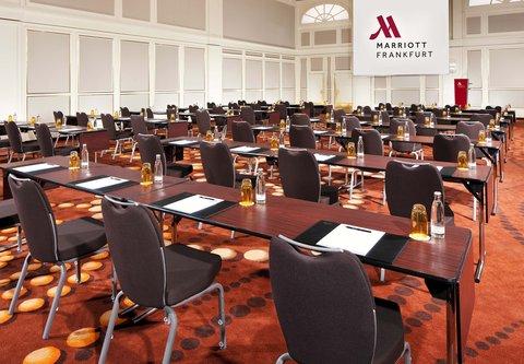 Frankfurt Marriott Hotel - Meeting Room Gold 1