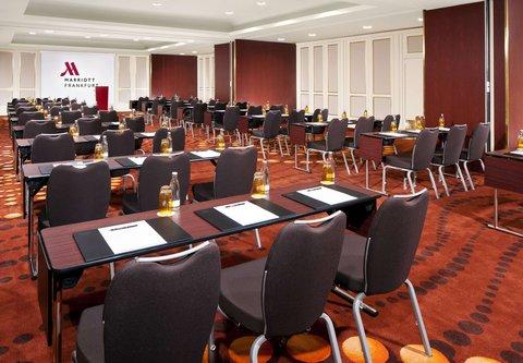 Frankfurt Marriott Hotel - Meeting Room Gold 1-3
