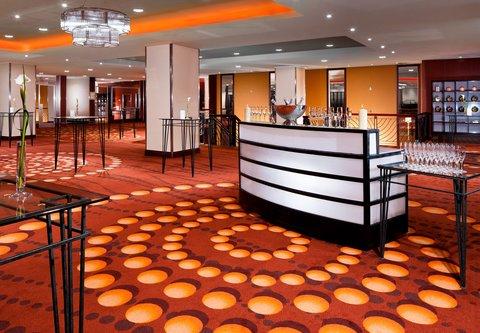 Frankfurt Marriott Hotel - Platinum Ballroom Foyer