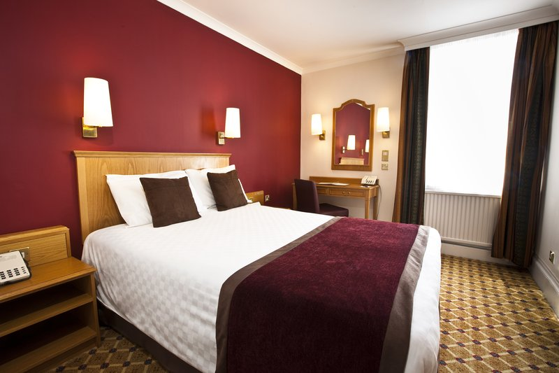 County Hotel by Thistle, Newcastle Вид в номере