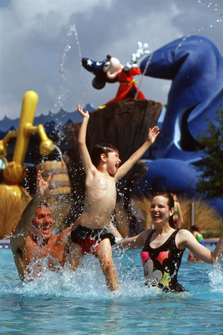 Disney's All-Star Movies Resort - Fantasia Pool