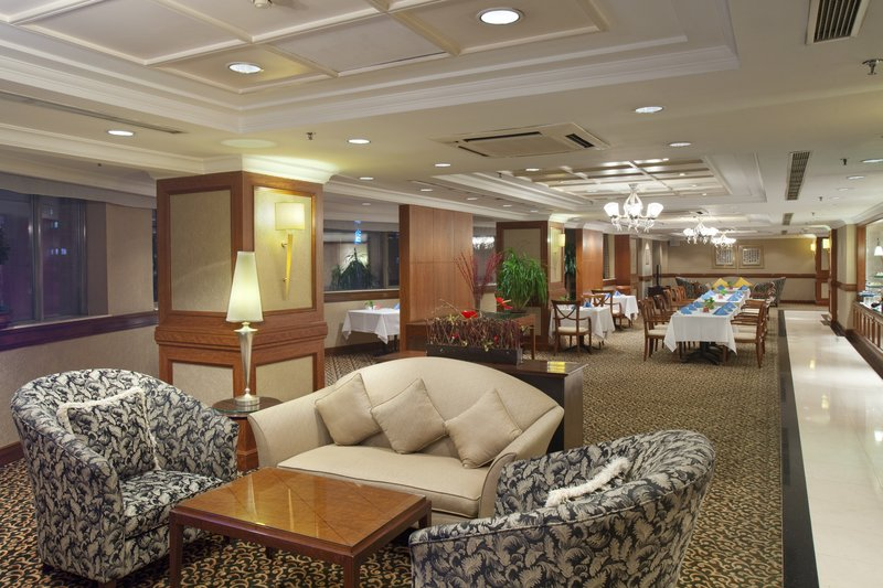 Crowne Plaza Hotel Shenyang Zhongshan Overige